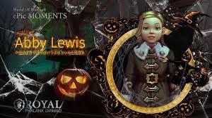 Creepy Abby Lewis, Drustvar Halloween Tribal House REmix - YouTube