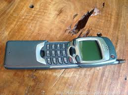 Remembering the Nokia 7110 ...