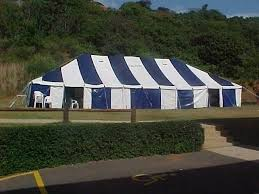 Frame Tents for Sale | Cargo Tarp and Net | Durban