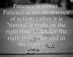 Quotes About Patience - Awesome Quotes About Life