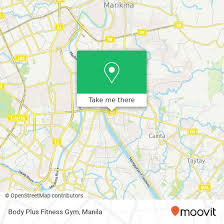 body plus fitness gym in pasig city