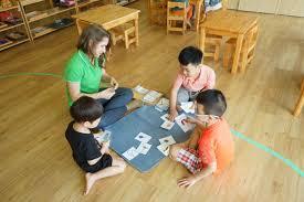 Lợi ích của phương pháp học tiếng Anh theo chủ đề - Casa dei Bambini