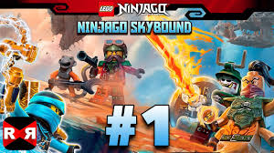 LEGO® Ninjago: Skybound now available in the Windows Store ...