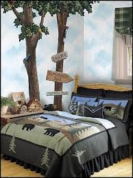 Home Decor Ideas Camping Room Cabin Decor Lodge Bedroom