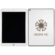 Sigma Nu Carbon Fiber Skin Decal Wrap For Apple Ipad 10 2 2019 Walmart Com Walmart Com