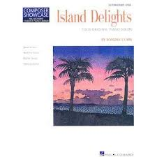 Island Delights: Intermediate Level by Sondra Clark