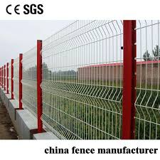 Chinese Supplier Pvc Coated V Shaped Welded Wire Mesh Fence Clips China Fencing Pvc Coated