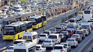 İstanbul: Trafikte En Sinirli 3. Kent - Meydan Gazetesi
