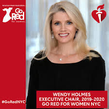 Top Wealth Advisor to Lead Go Red for Women® in New York City – New York  City