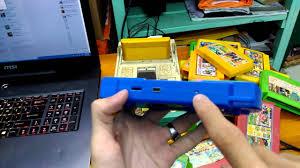 Trên tay máy chơi game NES cầm tay RS-21 với 289 trò chơi - YouTube