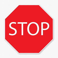 Stop Sign Decal Traffic Sign Sticker Sticker Genius