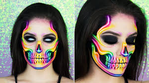 10 skull and skeleton makeup ideas 2019