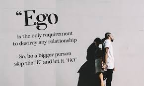 relationship destroyer ego