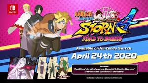 Naruto Shippuden: Ultimate Ninja Storm 4 Road to Boruto announced ...