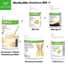 herbalife nutrition kit 2 formula 1