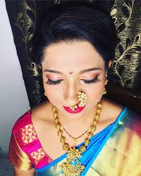 alisha makeup artist thergaon makeup