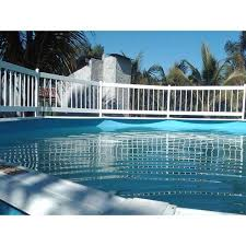 Shop Waterwarden Above Ground Pool Add On Kit B Safety Fence On Sale Overstock 14335280