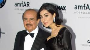 El misterio de Shahpari, la tercera esposa de Adnan Khashoggi