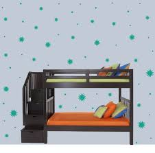 Starburst Wall Decals In Turquoise Kids Bedroom Wall Decals Kids Room Decor Wall Decals