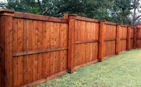 We Provide Wood Fence Staining Solutions Philip S Fences