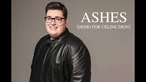 Jordan Smith - Ashes (Demo for Celine Dion) - YouTube