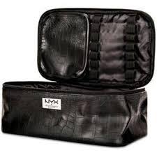 nyx professional makeup black croc