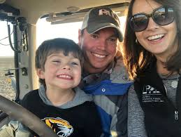 """Meagan Perry Kaiser on Twitter: """"In our happy place preparing the soil for  #plant19. A family that tractors together stays together.… """""""