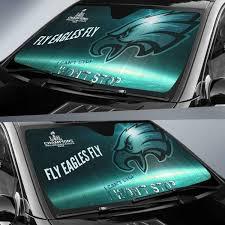 Philadelphia Eagles Auto Sun Shade Against Uv Rays Sun Damage 50 Off