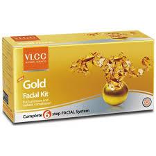 vlcc herbals gold kit for