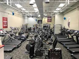 downers grove il fitness equipment