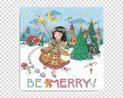 christmas tree greeting note cards