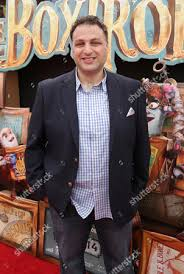 Screenwriter Adam Pava seen THE BOXTROLLS LOS Editorial Stock Photo - Stock  Image   Shutterstock