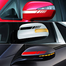 China Custom Car Rear View Mirror Side Decal Manufacturers Suppliers Factory Direct Wholesale Etie