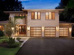 Modern Residential Garage Doors | King Door Company