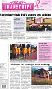 Golden Transcript 1001 by Colorado Community Media - issuu