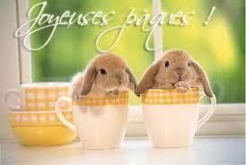 Messages sms pour souhaiter de Joyeuses Pâques à une personne ...