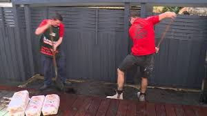 How To Install An Outdoor Screen Panel Diy At Bunnings Youtube