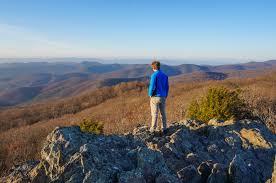 Hiking Bearfence Mountain Shenandoah Go 4 Travel Blog