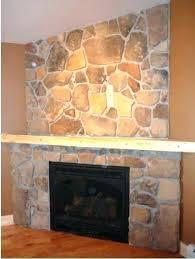flat wall fireplace designs
