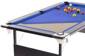 mdf slate bed pool tables
