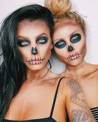 skull makeup images on favim