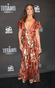 Minka Kelly at the Titans World ...