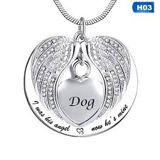 2020 wing hold heart pendant necklace i