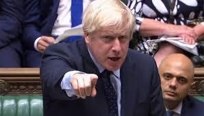 """Johnson sobre una nueva prórroga del Brexit: """"Antes preferiría ..."""
