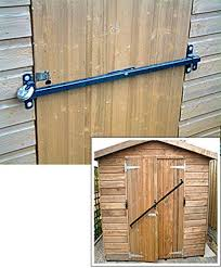 46 80 garden shed security lock fits