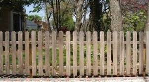 Cedar Spaced Picket Wood Fence Jefferson Style Dogear Top 3 High X 80 Linear Ebay