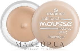 essence soft touch mousse