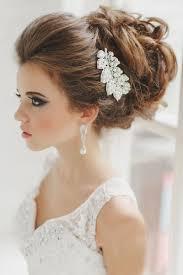 تسريحات شعر طويل للعروس الراقية