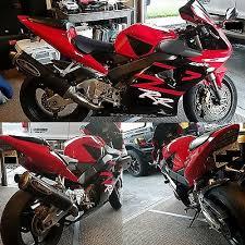 2002 cbr 954rr motorcycles