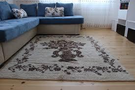 berber rug 6x9 colorful rug azilal rug